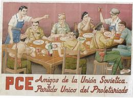 Cartel Cupones Guerra Civil España República (MATARÓ, BARCELONA) - Dokumente
