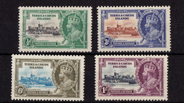 Mint With Traces Of Hinge Remains - KG V Silver Jubilee 1935 - Turks & Caicos