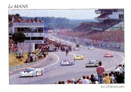 CPM LE MANS , CIRCUIT LES 24 HEURES DU MANS , Course Automobile - Le Mans