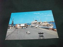 NAVE SHIP NAVIRE BOAT BATEAU TRAGHETTO TORRES NAPOLI TIRRENIA PORTO TORRES STAZIONE MARITTIMA - Ferries