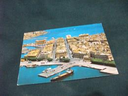 NAVE SHIP NAVIRE BOAT BATEAU COMMERCIO VISIONE AEREA SIRACUSA L'ORTIGLIA - Commerce