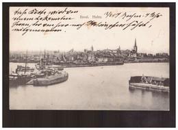 Reval Hafen 1907 Old Postcard (6) - Estonia