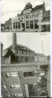 3 Cartes Postales - REPRODUCTIONS - Belgique - Frameries -Ducale Fanfare -Corderie Dufrane -Façade De Magasin  (DG15021) - Frameries