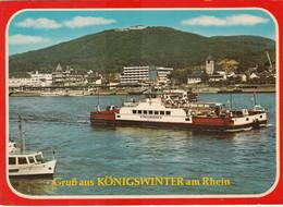 N°2161 Z -cpsm Konigswinter -Bac- - Autres