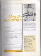 LOT DE 2 MENSUELS GAZETTE DES ARMES AVRIL 1977 ET MAI 1976  4 SCANN - Hunting & Fishing