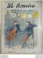 1904 Journal LE SOURIRE - POULBOT - CADEL - GOTTLOB - ROUBILLE -  ETC... - Altri