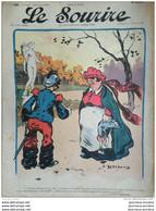1904 Journal LE SOURIRE - BERTRAND - ROUBILLE  - POULBOT  -  ETC... - Altri