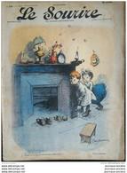 1904 Journal LE SOURIRE - POULBOT - ROUBILLE - DELANNOY - HAM ETC... - Altri