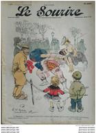 1904 Journal LE SOURIRE - MIRANDE - Jean VILLEMOT - POULBOT  ETC... - Altri
