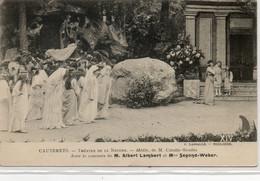 """65  CAUTERETS     Théatre De La Nature .....................""""..Saison Juillet Aout  1905"""" - Cauterets"""