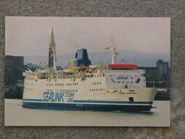 STENA SEALINK STENA HIBERNIA - Ferries