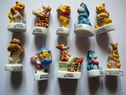 Fèves Série Complète Winnie L'ourson 2007 - Otros