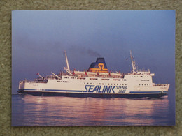 SEALINK STENA HENGIST - Ferries