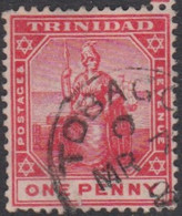 Trinité / Trinidad - N° 69 (YT) Oblitéré De Tobago. - Trinidad & Tobago (...-1961)