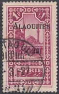 Alaouites - N° 26 (YT) N° 26 (AM) Oblitéré De Lattaquié. - Used Stamps