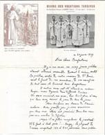 LETTRE Oeuvre Des Vocations Tardives.SAINT DENIS - Andere