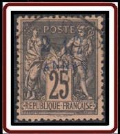 Zanzibar Bureau Français - N° 05 (YT) N° 3 (AM) Oblitéré. - Used Stamps