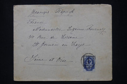 RUSSIE - Enveloppe Pour La France En 1898 - L 79698 - Covers & Documents