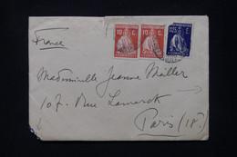 PORTUGAL - Enveloppe Cachetée De Lisbonne Pour La France - L 79699 - Covers & Documents