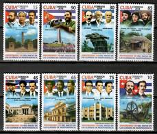 Cuba 2018 / Independence Wars MNH Fidel Castro Che Guevara Guerras De Independencia / Cu11032 C3-24 - Nuevos