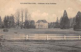 LE CHATELLIER - Château De La Foltière - Le Châtellier