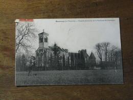 BOUESSAY -  Chapelle Funéraire De La Duchesse De Chevreuse - Otros Municipios
