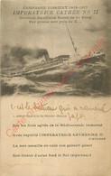 IMPERATRICE CATHERINE II .  Croiseur Auxilliaire Russe De 1er Rang . - Piroscafi