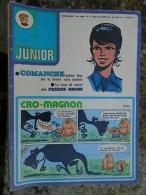 Junior Hebdomadaire N° 41 / Octobre 1974 - Disney