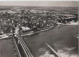 44 ANCENIS ... Vue Aérienne Du Nouveau Pont Sur La Loire (Gaby Artaud 4) - Ancenis