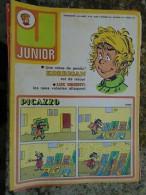 Junior Hebdomadaire N° 42 / Octobre 1974 - Disney