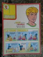 Junior Hebdomadaire N° 44 / Octobre 1974 - Disney