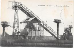 14 POTIGNY - Les Mines - Le Chevalement Et Les Tours - Other Municipalities