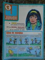 Junior Hebdomadaire N° 43 / Octobre 1974 - Disney