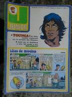 Junior Hebdomadaire N° 49 / Décembre 1974 - Disney