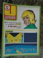 Junior Hebdomadaire N° 40 / Octobre 1974 - Disney