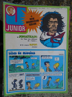 Junior Hebdomadaire N° 8 / Février 1975 - Disney
