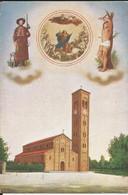PIEVE DI CORIANO (MANTOVA) CHIESA MILLENNARIA MATILDICA -FG - Mantova