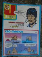 Junior Hebdomadaire N° 15 / Avril 1975 - Disney