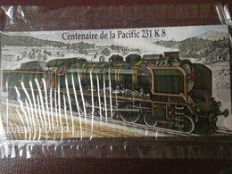 FRANCE 2012 BLOC-SOUVENIR N°68 - CENTENAIRE DE LA PACIFIC** Sous Blister - Foglietti Commemorativi
