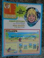 Junior Hebdomadaire N° 30 /juillet 1975 - Disney
