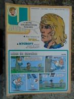 Junior Hebdomadaire N° 24 / Juin 1975 - Disney