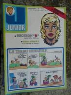 Junior Hebdomadaire N° 25 / Juin 1975 - Disney