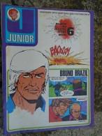 Junior Hebdomadaire N° 43 / Octobre 1976 - Disney