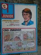 Junior Hebdomadaire N° 52 / Décembre 1974 - Disney