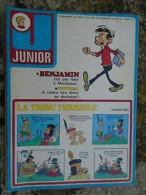 Junior Hebdomadaire N° 50 / Décembre 1974 - Disney