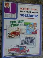 Junior Hebdomadaire N° 48 / Novembre 1976 - Disney