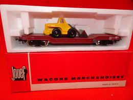 Wagon JOUEF 6581  Dans Sa Boîte D'origine  MD52-MD - Ohne Zuordnung