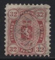 Finland (16) 1875 Perf.11 32p. - Usati