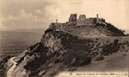 Ruines Du Château De Faucigny  France Frankrijk Francia - Zonder Classificatie