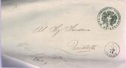 Italie - Enveloppe - REVERE - 1874 ?? - Non Classés